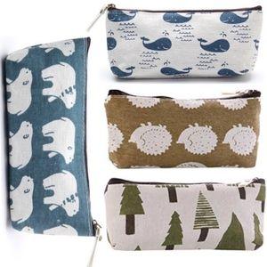 Handbags - Nature Pouch Makeup Money School 2/$15 3/$18 4/$20